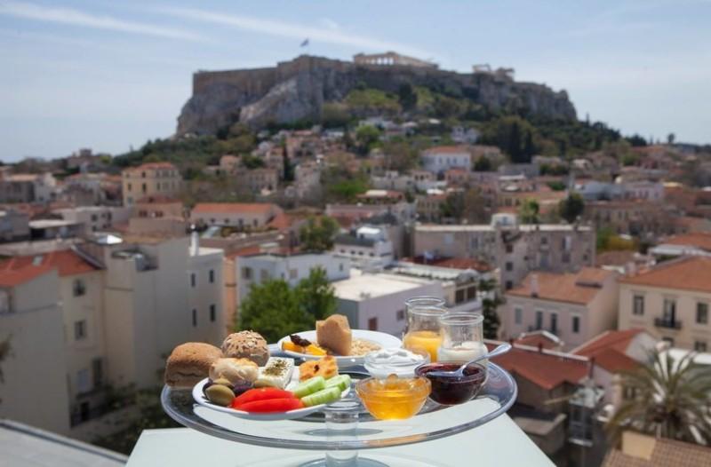 Φύγαμε για καφεδάκι: Τα καλύτερα μαγαζιά για... άραγμα με θέα την Ακρόπολη! (Photos)