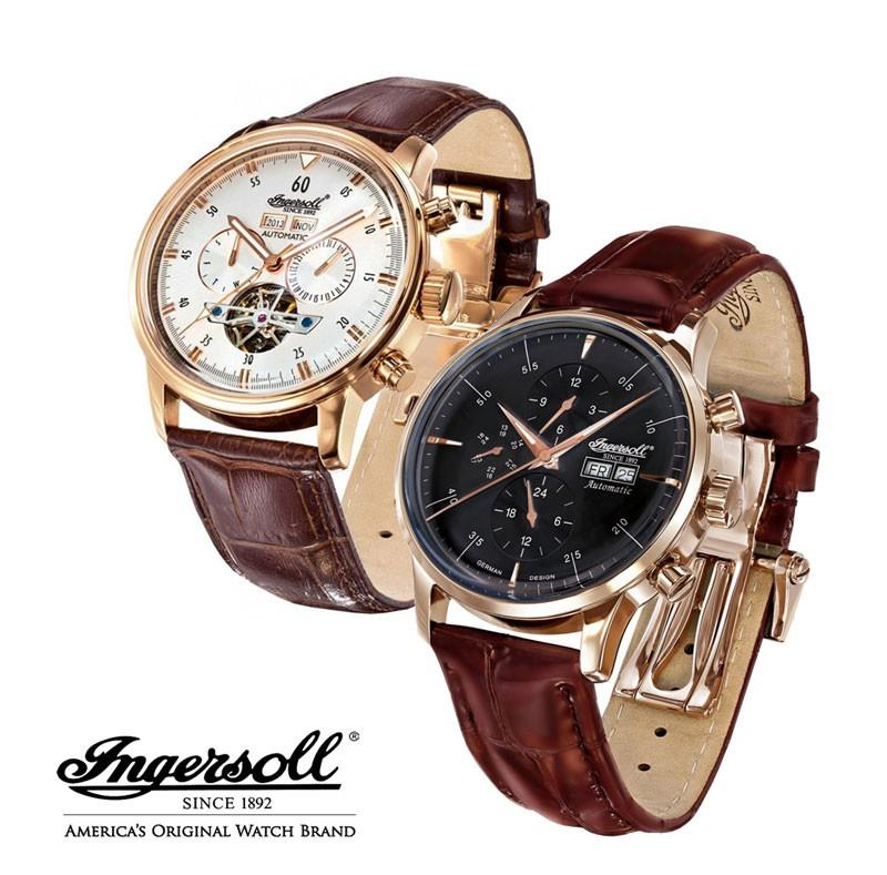 Τόσο τα ρολόγια Ingersoll όσο και τα ρολόγια Swiss Military Hanowa καθώς  και μια μεγάλη ποικιλία από επώνυμα brands ρολογιών μπορείτε να τα  ανακαλύψτε στο ... 16c0c425ea3