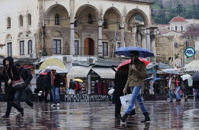 Ο καιρός... τρελάθηκε εντελώς! Με βροχές και 30άρια μπαίνει ο Ιούνιος!