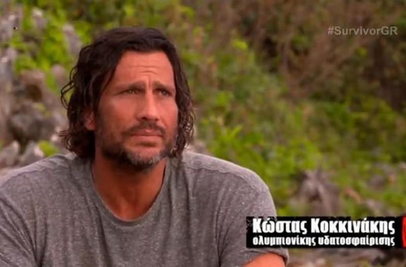 Survivor - απίστευτο: Τα πήρε στο κρανίο ο Κοκκινάκης! Δείτε με ποιους τσακώθηκε από τους συμπαίκτες του! (Video)