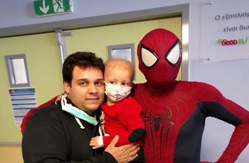 Διαδώστε το: Η δραματική έκκληση ενός πατέρα για τον 3χρονο γιό του που πάσχει από λευχαιμία!