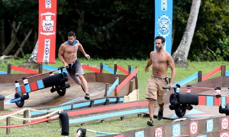 Survivor: Δείτε πρώτοι απ' όλους το αγώνισμα που θα αγωνιστούν οι παίκτες στον ημιτελικό του παιχνιδιού!
