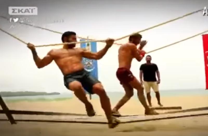 Survivor - Κόλαση τώρα στο twitter για τον ελληνοτουρκικό αγώνα!