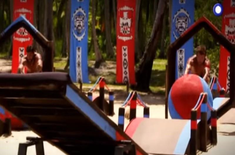 Survivor: Δείτε πρώτοι απ' όλους το αγώνισμα της Κυριακής! Ποιος κερδίζει; Διάσημοι ή Μαχητές; (video)