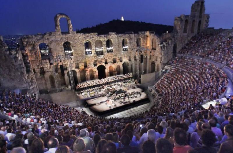 Αναβάλλονται συναυλίες σε Ηρώδειο και Τεχνόπολη λόγω καύσωνα!