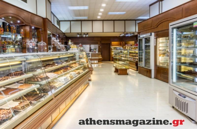 Το ζαχαροπλαστείο στην περιοχή των Εξαρχείων που «μαγεύει» εδώ και 104 χρόνια με τα γλυκά του!
