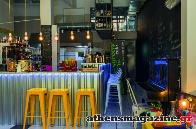"""Το μαγαζί στο Γκάζι που """"συστήνει"""" την οικολογική- ακτιβιστική αλλά άκρως γευστική διατροφή! (photos)"""