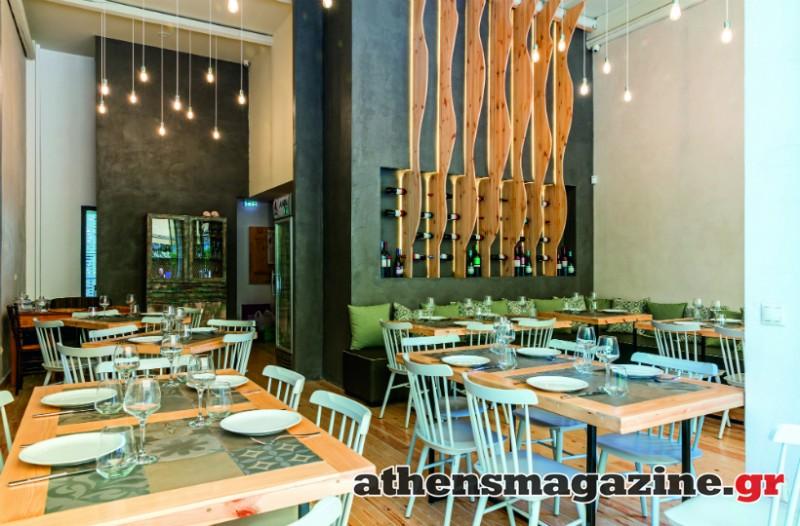 Το μαγαζί που άνοιξε πρόσφατα στην Γλυφάδα και που θα σας τρελάνει με τις ολόφρεσκες προτάσεις του στην Ελληνική κουζίνα!
