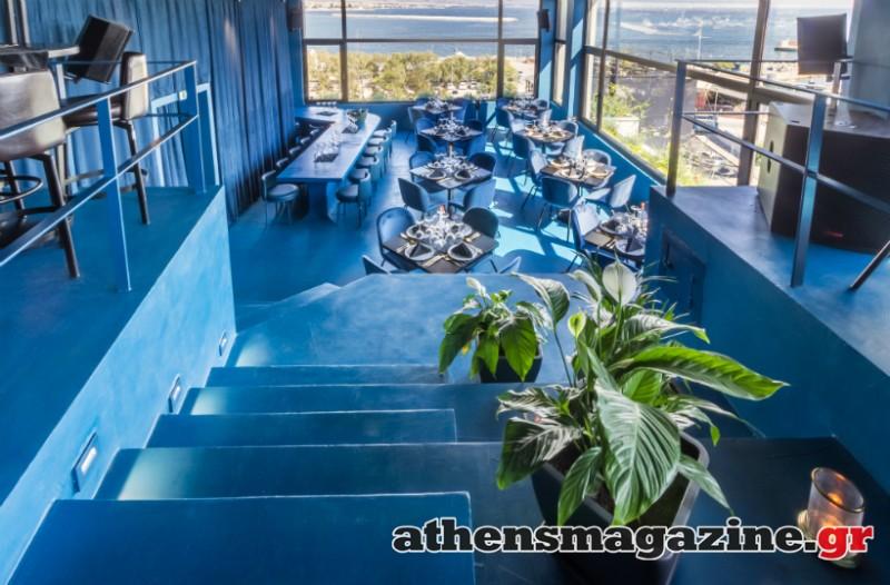 Αθήνα: Το μαγαζί στον επιβλητικό λόφο της Καστέλλας που προσφέρει ένα μαγευτικό σκηνικό!
