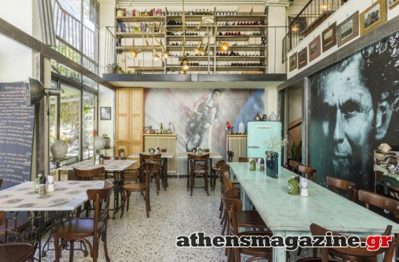 Το εστιατόριο της γειτονιάς στο Κουκάκι που η φήμη του έχει καταφέρει να... ξεφύγει από τα στενά όρια της!