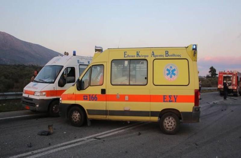 Μάχη για να κρατηθεί στην ζωή δίνει 24χρονος Έλληνας ποδοσφαιριστής μετά από τροχαίο ατύχημα!