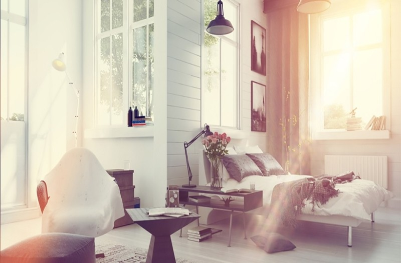 3 εύκολα κόλπα για να διατηρήσετε δροσερό το σπίτι σας το καλοκαίρι!