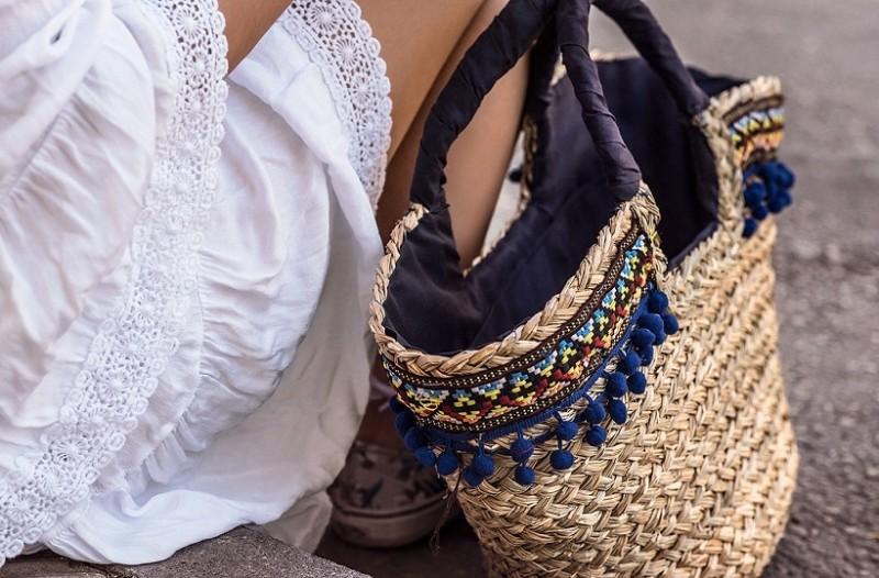 5 ιδέες για να βρεις την ιδανική τσάντα για την παραλία! - Απαραίτητο  αξεσουάρ για 1a116f50584