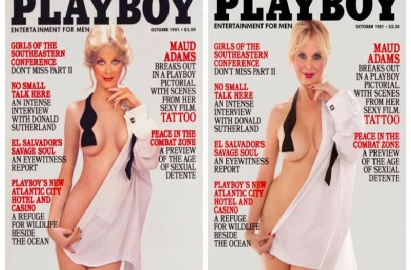 Σαν να μην πέρασε μια μέρα: 7 πρώην μοντέλα του Playboy φωτογραφίζονται ξανά μετά από δεκαετίες! (Photos)