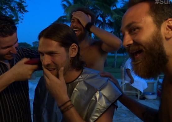 Survivor: Μετά από καιρό… οι Μαχητές ξυρίστηκαν! Έγιναν πραγματικά αγνώριστοι! (video)
