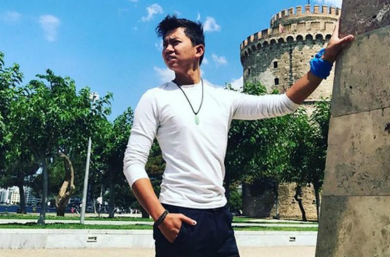 O Ορέστης Τσανγκ φιγουράρει τα... άπλυτα ρούχα του στο Instagram!