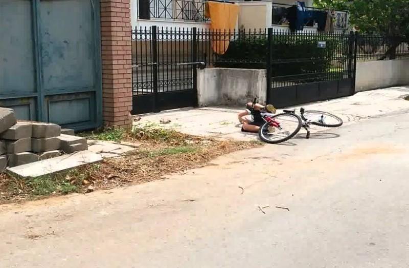 Ανείπωτη τραγωδία στα Καμένα Βούρλα: Νεκρό 9χρονο αγγελούδι που έπεσε από το ποδήλατο!