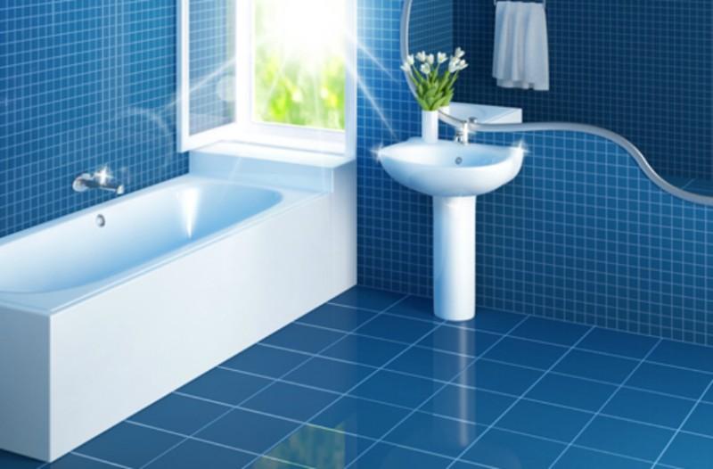 Θέλετε το μπάνιο σας να είναι πάντα καθαρό; Το μόνο που χρειάζεστε είναι...