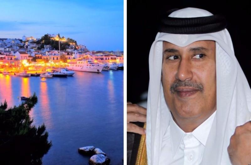 Όλοι πάνε Σκιάθο: Στο νησί του... Αγγελόπουλου η θαλαμηγός του σεΐχη του Κατάρ! Αντέχετε να την δείτε; (photos+video)