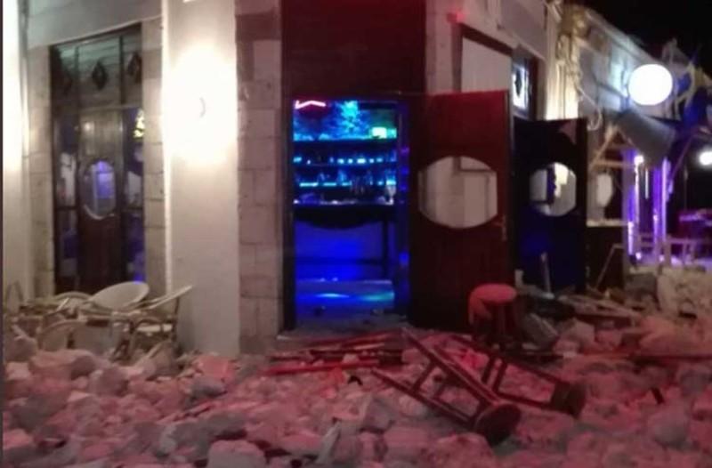 Φονικός σεισμός στην Κω: Αυτό είναι το πρώτο θύμα του Εγκέλαδου! Φωτογραφία - ντοκουμέντο