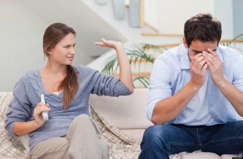 Σίγουρα αυτός είναι ένας πολύ παράξενος λόγος για να χωρίσει κανείς: Γιατί άφησε αυτή γυναίκα το σύζυγό της;