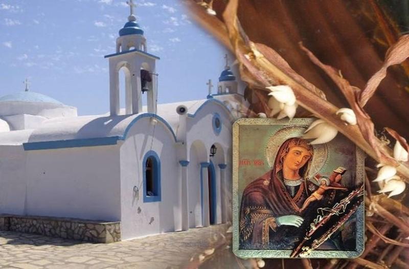 «Παναγία του Χάρου»: Η μοναδική εικόνα της Μεγαλόχαρης και το μυστήριο που επαναλαμβάνεται!
