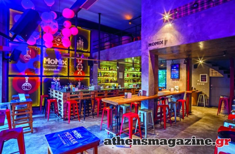 Το μαγαζί που βρίσκεται σε Αθήνα και Σαντορίνη προσφέρει με τα κοκτέιλ του μια εμπειρία που... δεν πρέπει να χάσει κανείς!