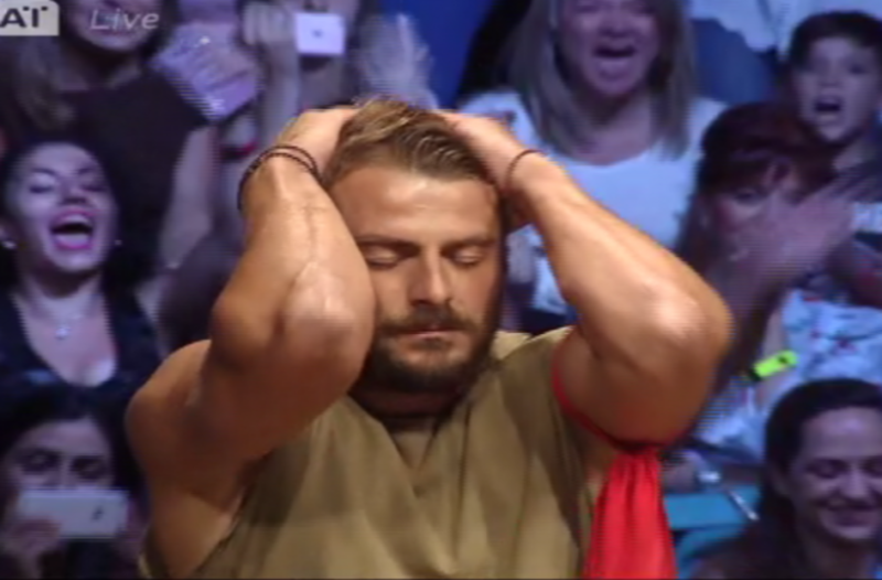 Survivor - Μεγάλος νικητής ο Γιώργος Αγγελόπουλος! Κατέκτησε τις 100.000 ευρώ και το πανηγύρισε δεόντως! (Video)