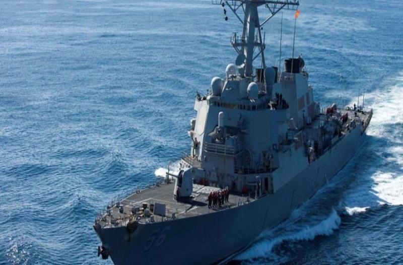 SOS στη Σιγκαπούρη: Ελληνικών συμφερόντων το δεξαμενόπλοιο που συγκρούστηκε με πολεμικό των ΗΠΑ - Yπάρχουν 10 αγνοούμενοι και 5 τραυματίες