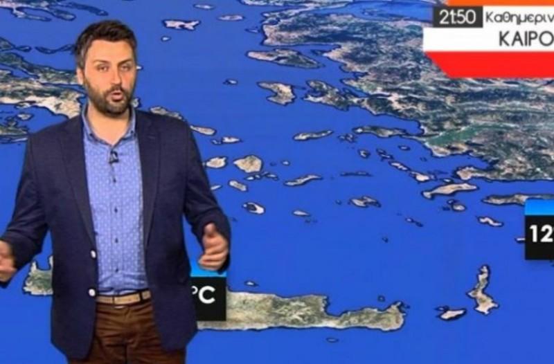 Καιρός: Ο Γιάννης Καλλιάνος προειδοποιεί - Προσοχή τις επόμενες ημέρες!