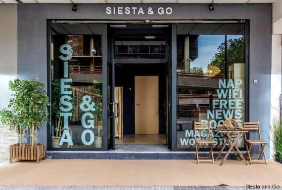 Siesta & GO: Το πρώτο
