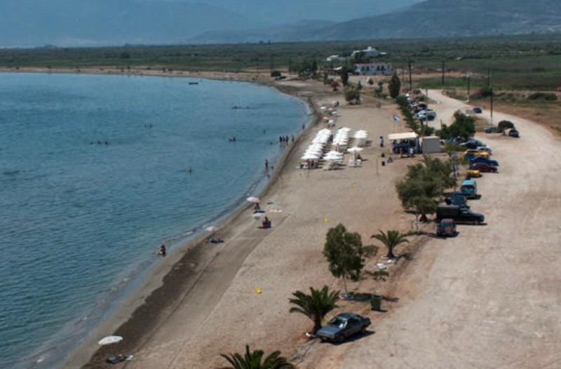 Κυνουρία: Νεκρός ανασύρθηκε 65χρονος από παραλία