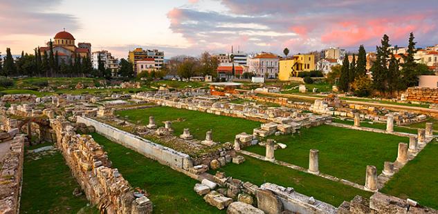 Βόλτα στις ωραιότερες γειτονιές της Αθήνας και στην Ιστορία της πόλης! (photos)