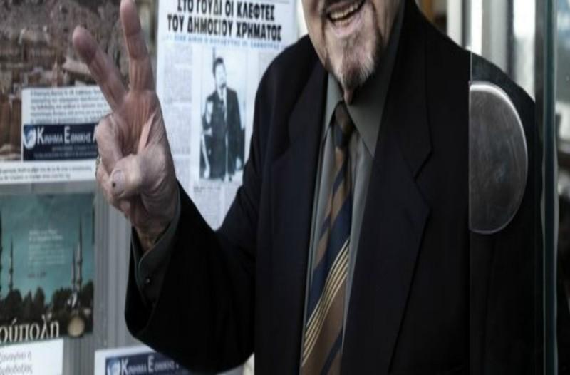 Σοκ και θλίψη: Πέθανε πολιτικός γνωστός για την αντιδικτατορική του δράση!