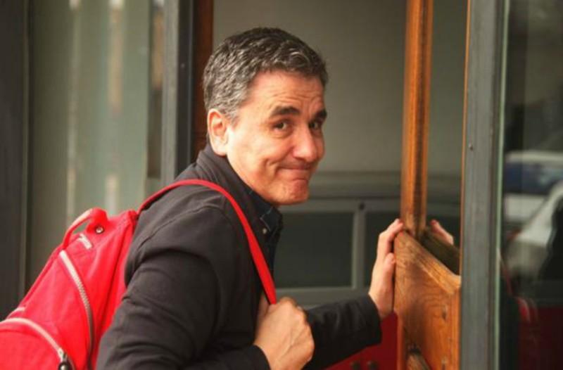 Ο Ευκλείδης Τσακαλώτος ξεκίνησε τις διακοπές του στην Πρέβεζα! (photos)