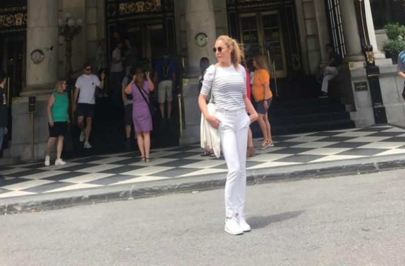 Η Τατιάνα Στεφανίδου στη Νέα Υόρκη: Δείτε τη φωτογραφία που ανέβασε!