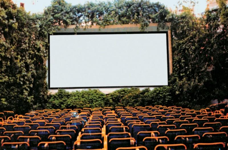 Αποτέλεσμα εικόνας για θερινο σινεμα