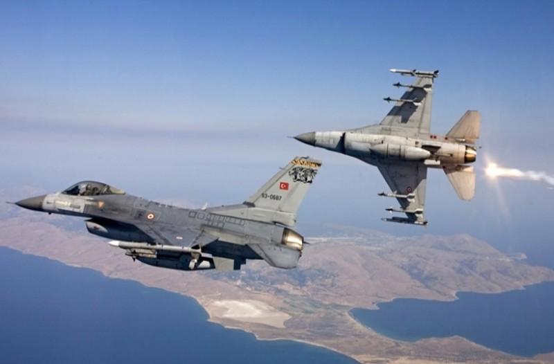 Συνεχίζονται με αμείωτη ένταση οι τουρκικές προκλήσεις - Συνολικά 17 παραβιάσεις στο Αιγαίο