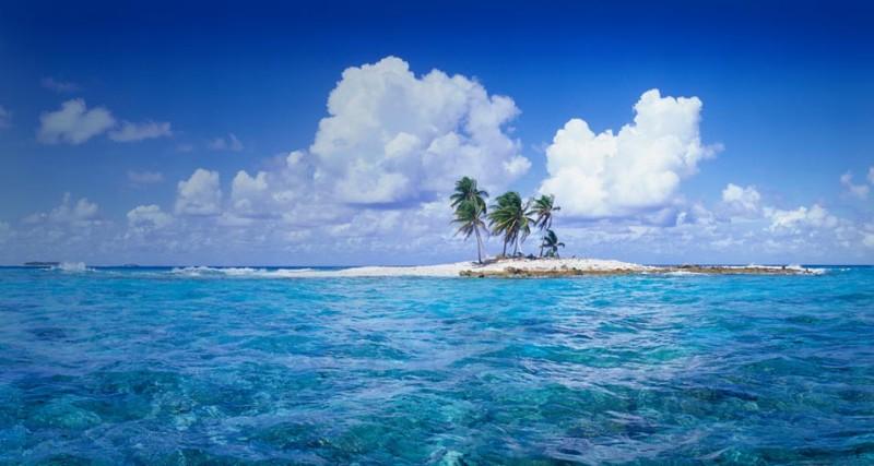 νησιά σολομώντα ερημικό νησάκι θάλασσα