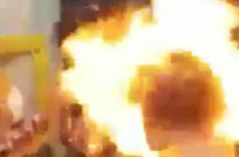 Τρομαχτικό βίντεο! Κορίτσι «λαμπάδιασε»  μπροστά στην τούρτα γενεθλίων της! (video)