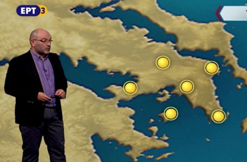Έρχεται καύσωνας: Αυστηρή προειδοποίηση του Σάκη Αρναούτογλου για την έντονη ζέστη που θα ακολουθήσει! (video)
