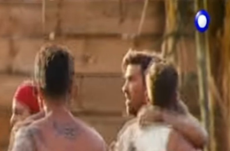 Survival Secret: Απίστευτο ξύλο άνευ προηγουμένου στην Κουρούτα! Ο Γιάννης Αϊβάζης ορμάει σε συμπαίκτη του! (video)