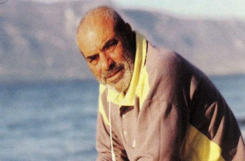 Σαν σήμερα - 14 Σεπτεμβρίου 2001: Πεθαίνει ο κορυφαίος Έλληνας λαϊκός τραγουδιστής, Στέλιος Καζαντζίδης! (photos+video)