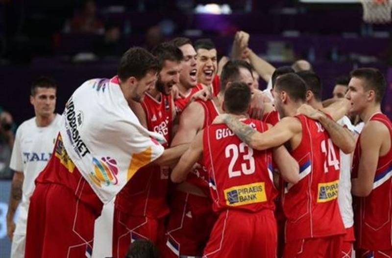 Eurobasket: Στο ρελαντί στα ημιτελικά η Σερβία!