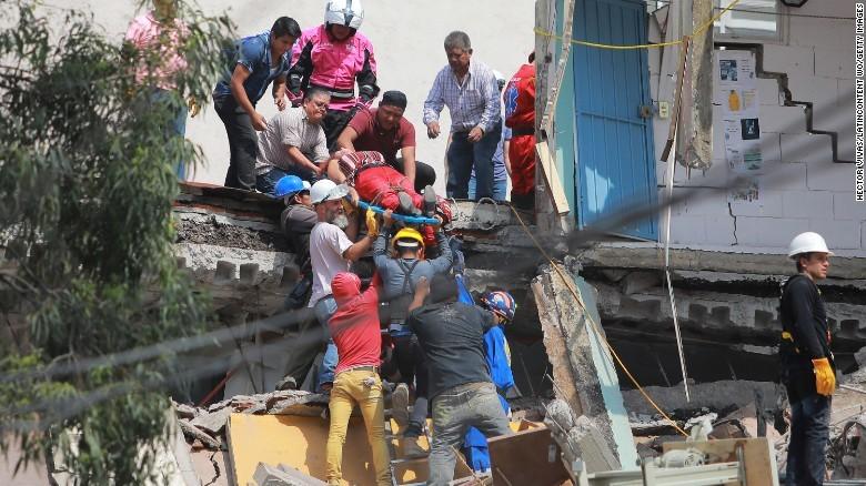 Απίστευτο παιχνίδι της μοίρας: Ο φονικός σεισμός στο Μεξικό είχε ξανασυμβεί στη χωρά και μάλιστα...