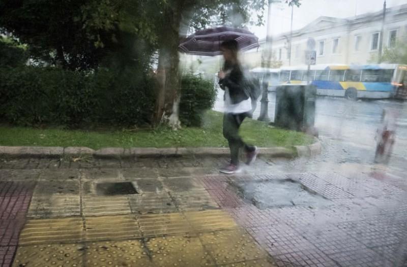Αλλάζει εικόνα ο καιρός: Πτώση της θερμοκρασίας και βροχές! Που θα