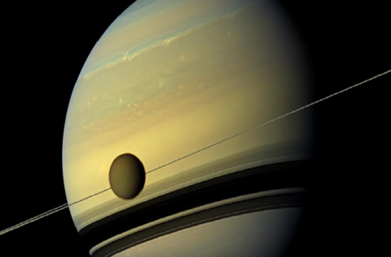 Cassini: Η διαστημοσυσκευή «αυτοκτόνησε» - Έστειλε το τελευταίο σήμα στη Γη και καταστράφηκε (Video)
