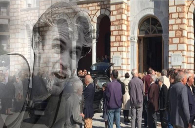 Ράγισαν καρδιές στην κηδεία του Θανάση Καλογιάννη! Το τελευταίο αντίο στον αθλητή - φαινόμενο!