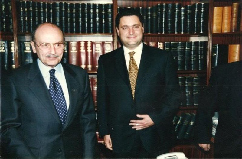 Τραγική ειρωνεία: Σοκάρει το τελευταίο ποστάρισμα του δικηγόρου Μιχάλη Ζαφειρόπουλου στο facebook πριν τον δολοφονήσουν! (photo)