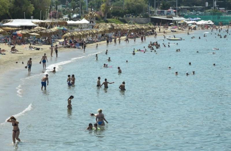 Σαββατοκύριακο για... παραλίες! Δεν φαντάζεστε τι καιρό θα κάνει για την εποχή!